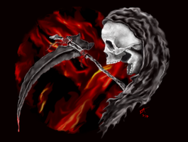 Grim Reaper- Grim comes for all Final by eddieblz