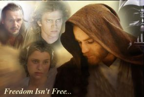 Freedom Isn't Free by SW--Obi-Wan-Kenobi