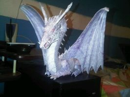 papercraft dragon2 by jjosed15