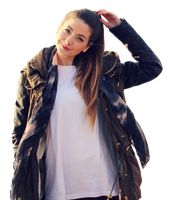 Zoe Sugg PNG by everwhim