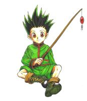 Gon by vulpix3337