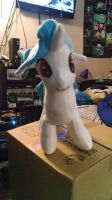 Vinyl Scratch without glasses (Pic 2) by KahleyCreations
