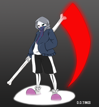 Lostsans Coffee Commission by DarkDragonTanis