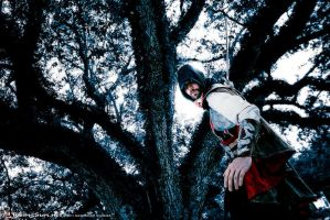 Ezio cosplay 4 by Kolin-Roberts