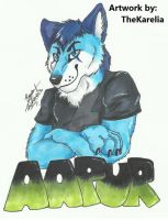 Badge for Aapur by TheKarelia