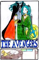 The Avengers by elry
