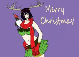 merry christmas by Minesotha