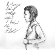 Like Elvis by AcceptChaos