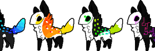 Offer to Adopts :Open: by NeonAdoptz