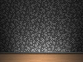 Damask Wallpaper by shiftylem
