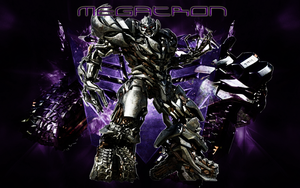 Transformers 2 Megatron 2 by CrossDominatriX5