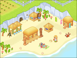 Pixel - WW Beach Map by firstfear