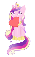 Cadance SD by AxelSmile