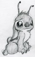 Stitch Doodle by Ovni-the-UFO