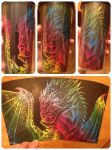 Smaug Mug by firedanceryote