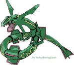 Rayquaza! by BaileysGamingLimits
