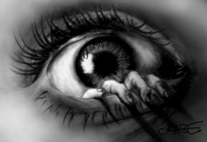 The eye by Bananappeal