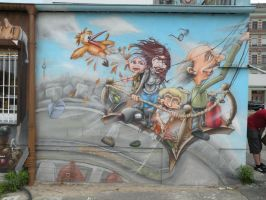 east side gallery 2 by remmy77