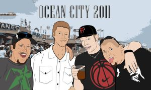 Ocean City 2011 by Lewiscdl