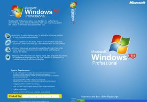 Windows XP Professional by devinlamothe