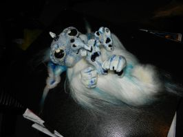 Baby Ice Dragon Furture 2 (For Sale!) by Napoisk