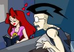 beauty and  nerd in  love by naruto-warriors-oc
