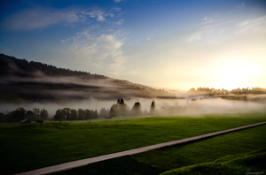 Bavarian Fog (please enlarge picture!) by epicninja88