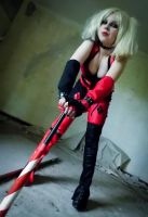 Harley Quinn BAA - Nice to meet again! by Yami-Oscuridad