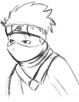 Kid Kakashi by Rakshar