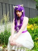 MLP: Rarity by NYAHproductions