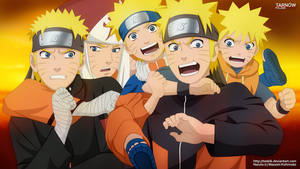 Naruto Forever: Brothers by TeDeIk