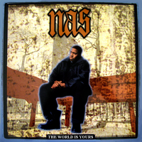 Nas The World Is Yours Remastered by PADYBU