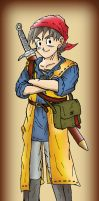Dragon Quest Hero Picture by Captain-Sora