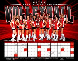 09 ttu volleyball by Satansgoalie
