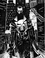 PUNISHER ALLEY by AlexAmezcua