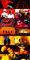 The Spectrum of Daft Punk by AnotherDaftPunkFan