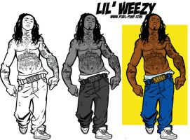 lil Weezy by I-Like-It-Juicy