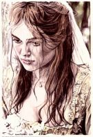 Wedding Elizabeth in Color by khinson