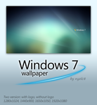 Win7 wallpaper by nyolc8