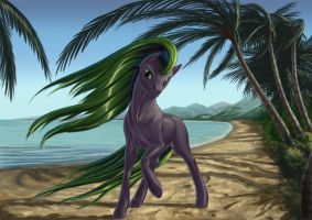 Even Mane-iacs need a vacation by KirillK