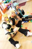 VOCA : PlayGroup by nottan