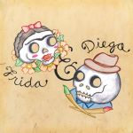 Frida y Diego by Pepelin
