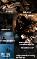 brief summary of silent hill by Shade-from-hell
