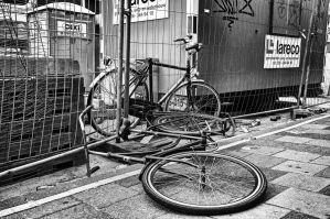 Abandoned Bike 3 by Engazung