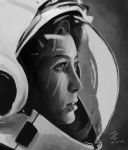 Photo Study- Anna Lee Fisher by Keeterz