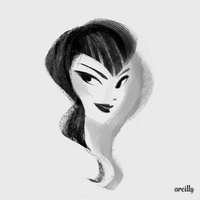 #25 Ode to Bruce Timm by orlyoreilly