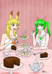 Tea Party by TheArtgrrl