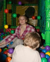 Ball Pit 4 by crispynoodle