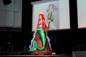 Ariel Gown by SofaKingCosplay
