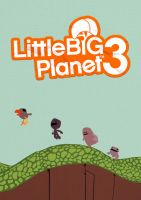 LittleBigPlanet 3 Minimalist Poster by LandLCreations